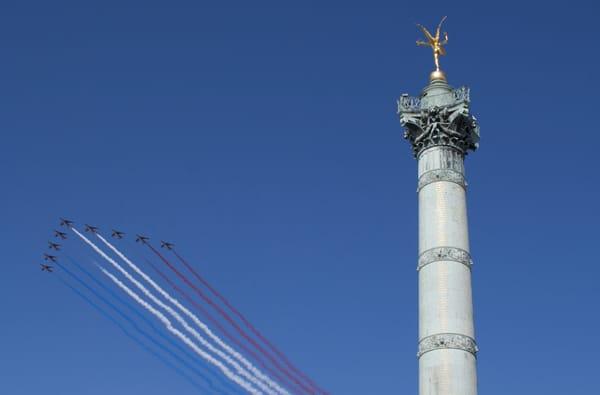 14 Luglio: Festa Nazionale Francese - La Presa della Bastiglia