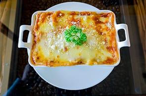 Lasagne Salmone e Brie