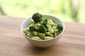 Cavatelli broccoli e brie