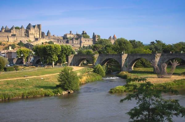 Capodanno a Carcassonne