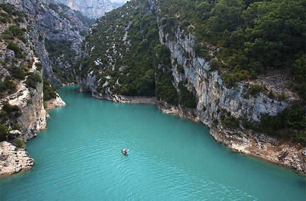 Verdon - il Più Grande Canyon d'Europa