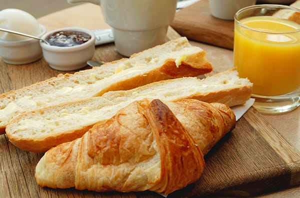 La Prima Colazione Francese