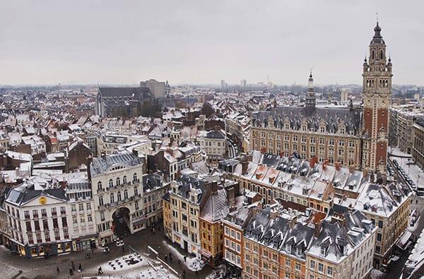 Lille - Piatti Tipici e Paesaggi Mozzafiato nella Francia Settentrionale