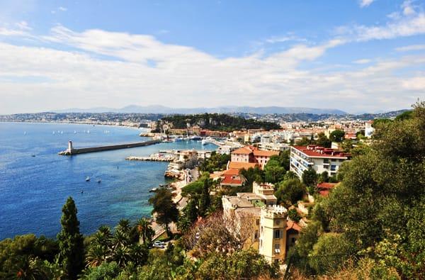 Nizza - La Più Grande Città della Costa Azzurra