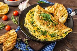 Omelette della Provenza