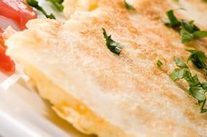 Omelette con Emmental: ricetta Secondo Piatto Veloce
