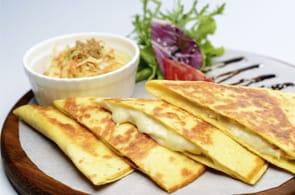 Omelette al Roquefort