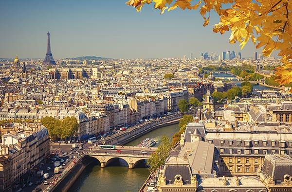 Parigi: Itinerario di un Giorno