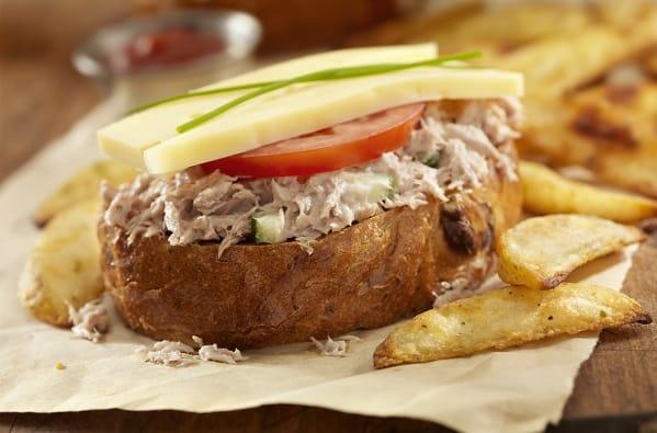 Panini farciti - Ricette panini farciti con formaggi francesi