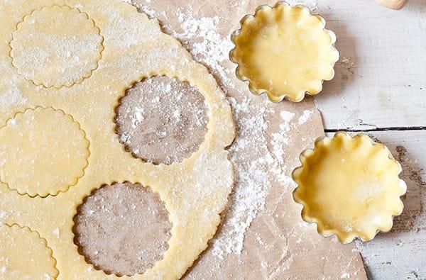 Ricetta pasta frolla - Ricetta per preparare la pasta frolla