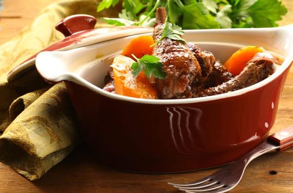 Secondi Piatti Tipici della Cucina Francese