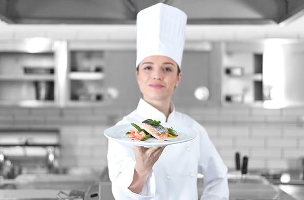Toque Blanche - Origine del Tipico Capello da Cuoco