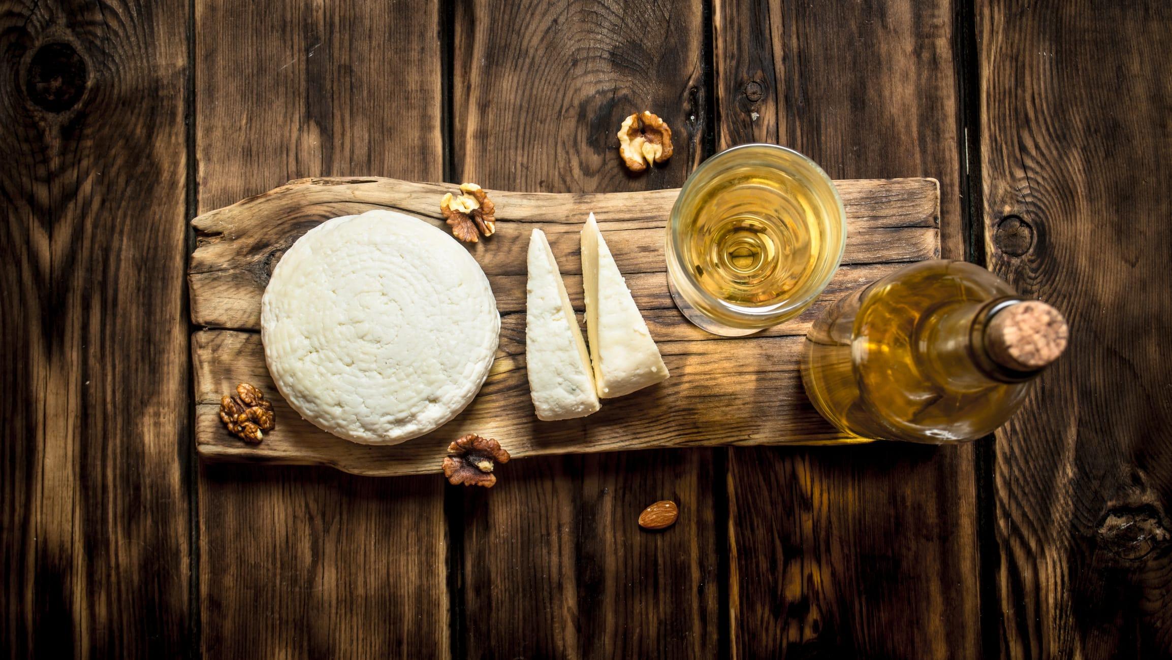 Abbinamenti vino e formaggio di capra