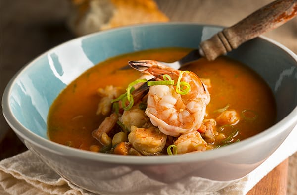 Bisque - Zuppa a base di Crostacei Francese