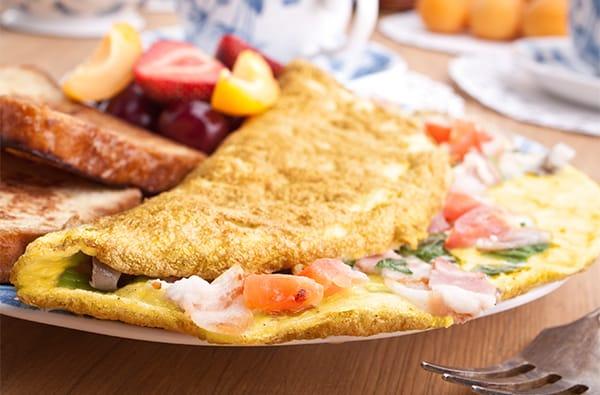 Come fare le Omelette