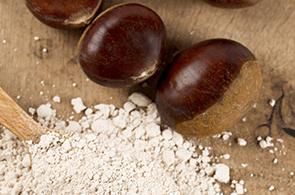 Crêpes con farina di castagne