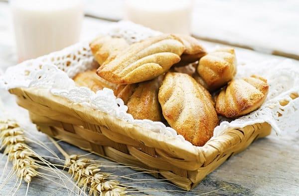 Madeleine - Piccoli Dolci Francesi per Occasioni Speciali