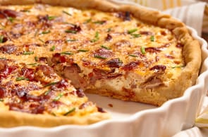 Quiche Speck ed Emmental