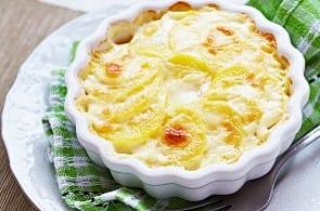 Soufflé di patate
