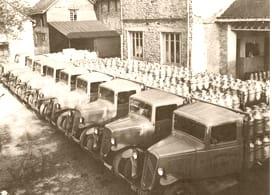 La distribuzione negli anni '50