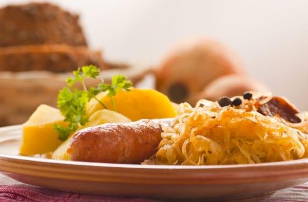 Choucroute - Il piatto tipico dell'Alsazia che conquista tutti