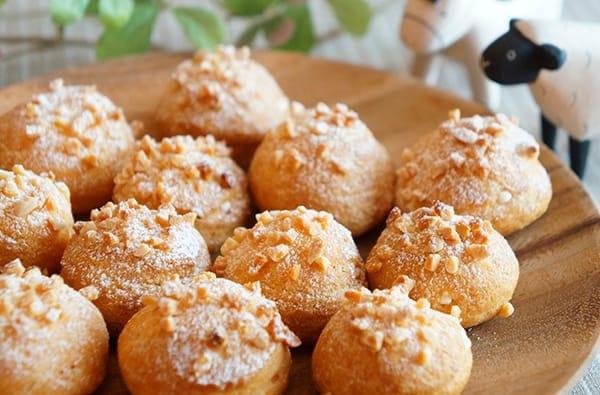Chouquettes: il dolce francese dai mille ripieni