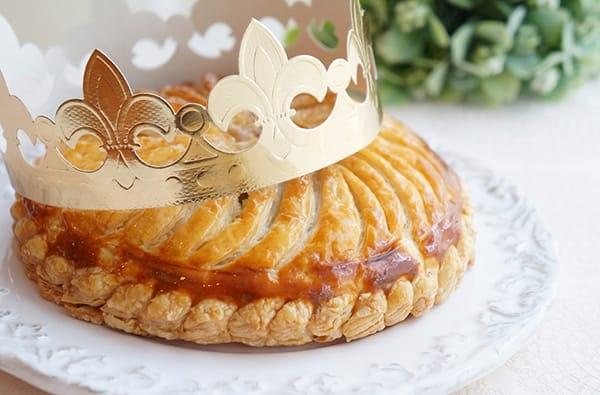 Galette des Rois: il dolce tipico dell'Epifania in Francia