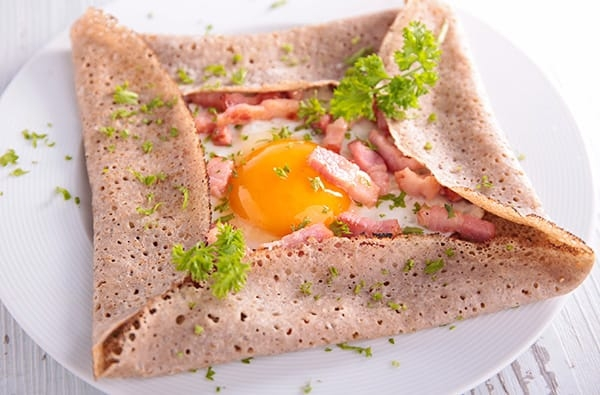 Crepes galettes ricetta