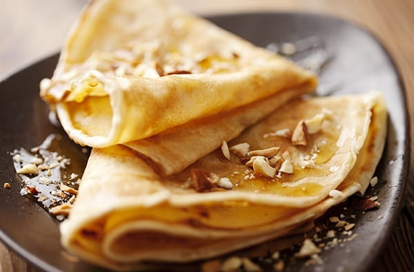 Ingredienti per Crepes - Idee di Farciture per Crepes Deliziose