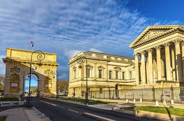 Montpellier fascino e tradizione antica nel sud della for Montpellier citta