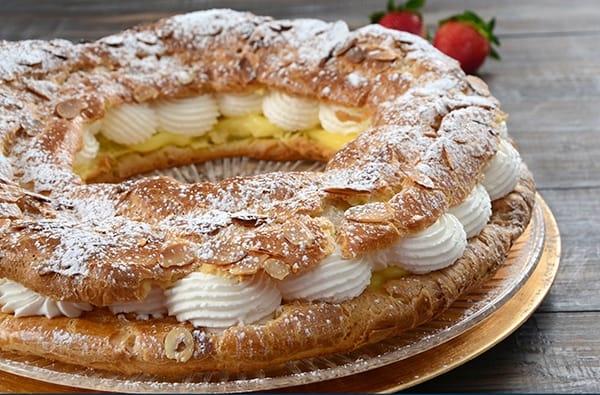 Paris-Brest - Ricetta di un Dessert Francese