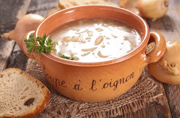 Primi Piatti Tipici delle Cucina Francese - Zuppe, Crepes e Creme ...