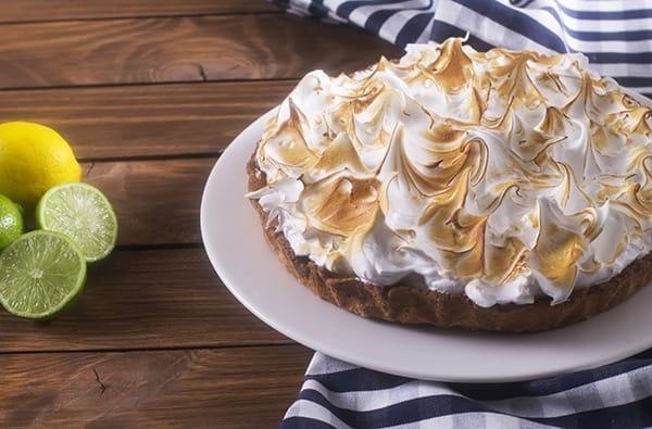 Tarte au Citron: La Torta al Limone in Stile Francese