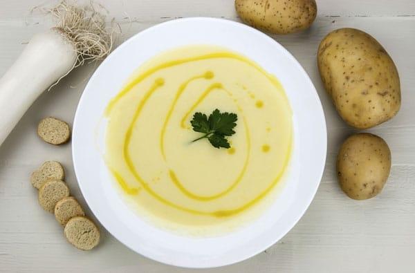 Zuppa Parmentier - la Zuppa Tradizionale con Mille Varianti
