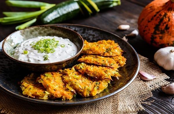Idee e Menù per una Cena Vegetariana