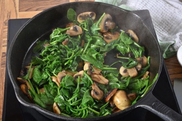 Come cucinare gli spinaci ricette gustose e variegate for Cucinare spinaci