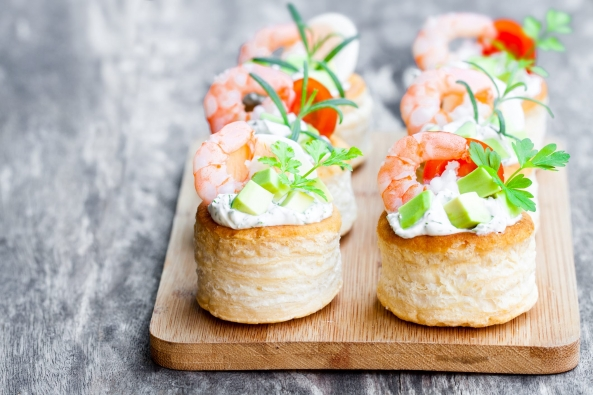 Come fare i vol-au-vent