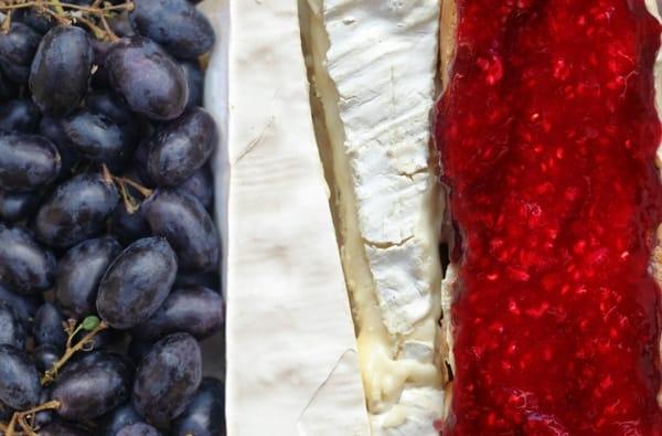 Abbinamento di formaggi e frutta con i prodotti Président