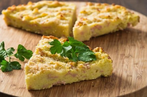 Gâteau - Come si fa il gâteau alla francese