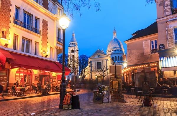 Moulin Rouge e Vie di Parigi