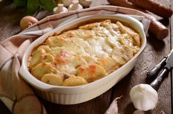 Le patate nella cucina tradizionale francese