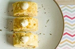 Omelette al Forno