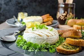 Camembert Barbecue