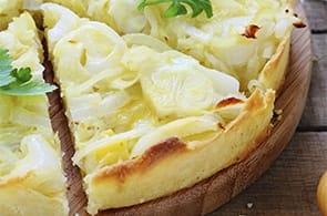 Torta Salata Francese
