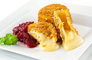 Camembert fritto