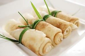 Crêpes per celiaci con farina di riso