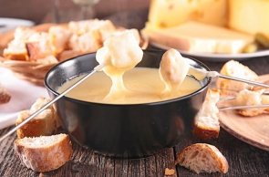 Quinta Tappa nella Cucina Francese - La Fonduta