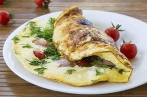 Omelette alla Provenzale