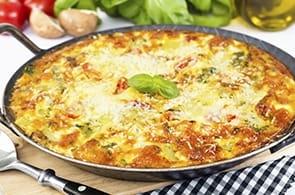 Omelette alla Spagnola