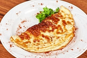 Omelette alla Trentina